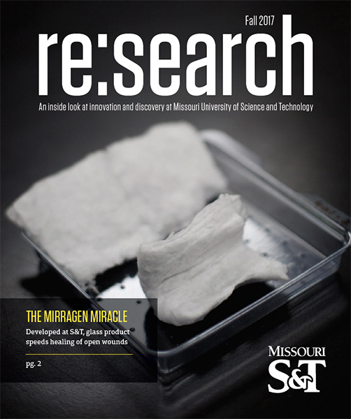 reSearch magazine 2017 cover